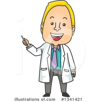 Doctor Clipart #1341421 by BNP Design Studio