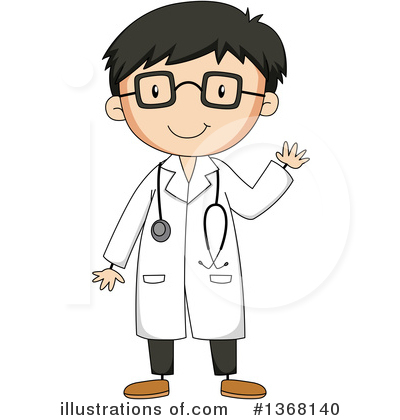Doctor Clipart #1368140 by Graphics RF