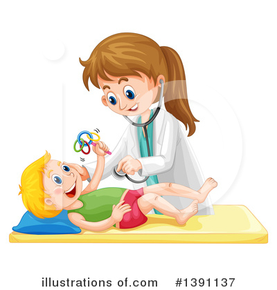 Doctor Clipart #1391137 by Graphics RF