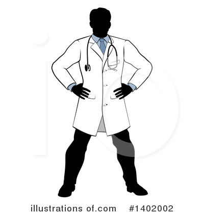 Veterinarian Clipart #1402002 by AtStockIllustration