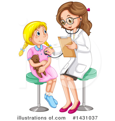 Doctor Clipart #1431037 by Graphics RF