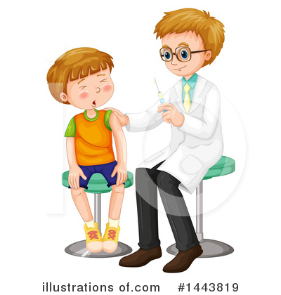 Royalty-Free (RF) Doctor Clipart Illustration by Graphics RF - Stock Sample #1443819