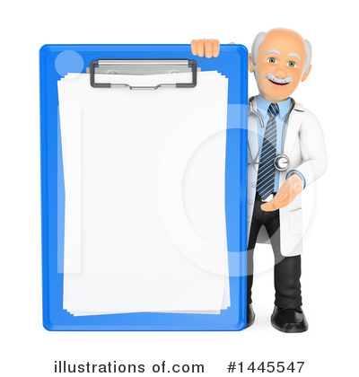 Royalty-Free (RF) Doctor Clipart Illustration by Texelart - Stock Sample #1445547