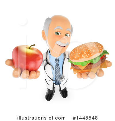 Doctor Clipart #1445548 by Texelart