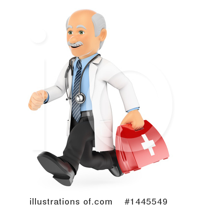 Doctor Clipart #1445549 by Texelart