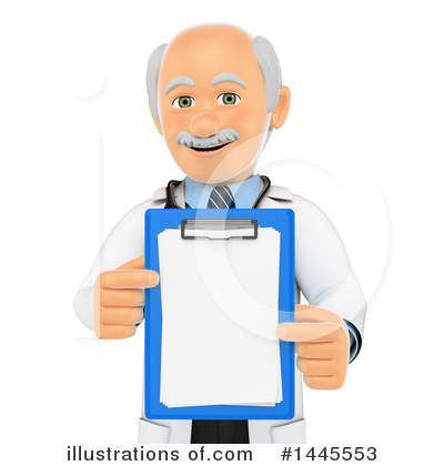Doctor Clipart #1445553 by Texelart