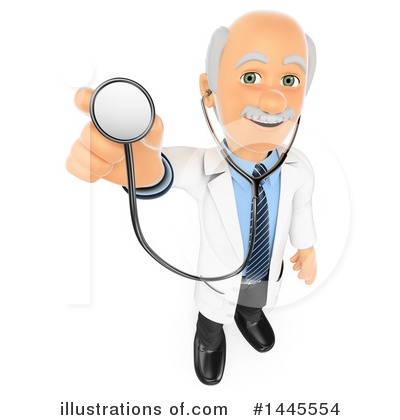 Doctor Clipart #1445554 by Texelart