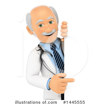 Doctor Clipart #1445555 by Texelart
