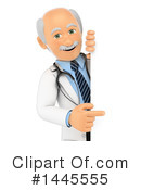 Royalty-Free (RF) Doctor Clipart Illustration #1445555