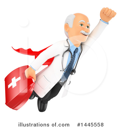 Doctor Clipart #1445558 by Texelart