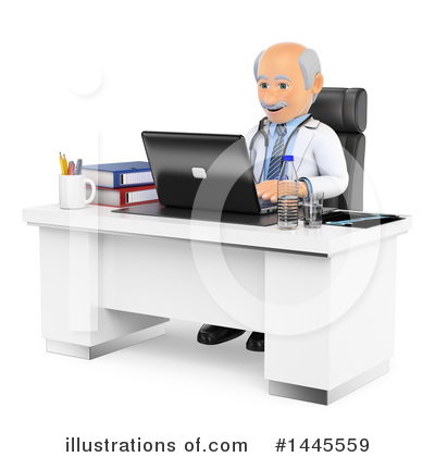 White Man Clipart #1445559 by Texelart