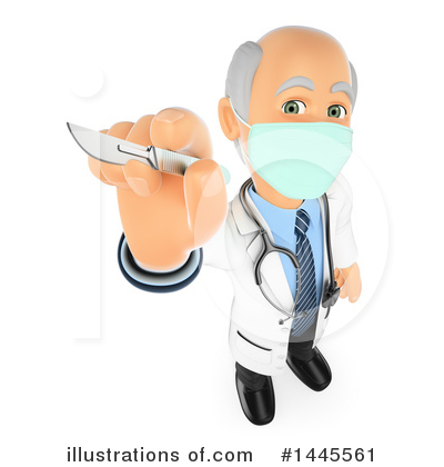 Doctor Clipart #1445561 by Texelart