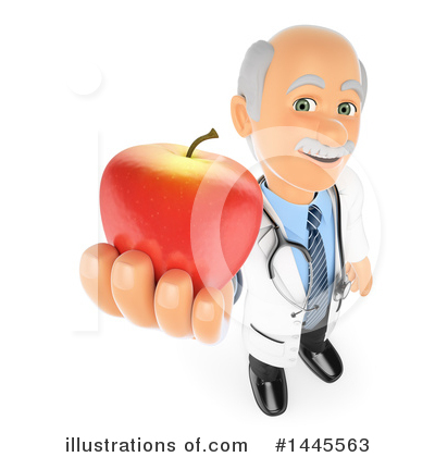 Doctor Clipart #1445563 by Texelart