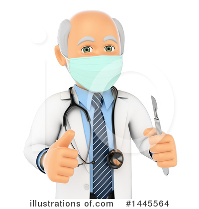 Doctor Clipart #1445564 by Texelart