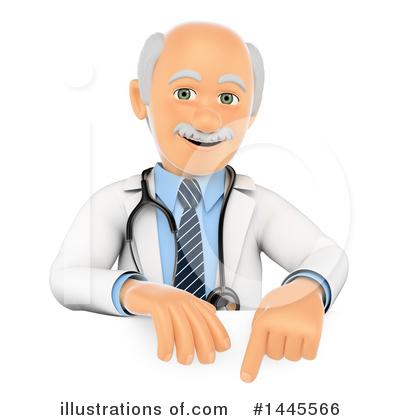 Doctor Clipart #1445566 by Texelart