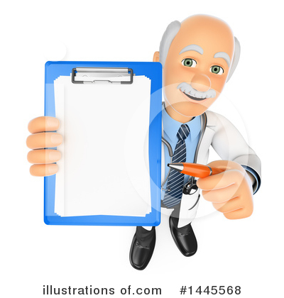 Doctor Clipart #1445568 by Texelart