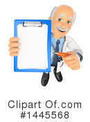 Royalty-Free (RF) Doctor Clipart Illustration #1445568