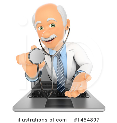 Laptop Clipart #1454897 by Texelart