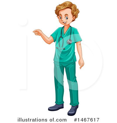 Doctor Clipart #1467617 by Graphics RF