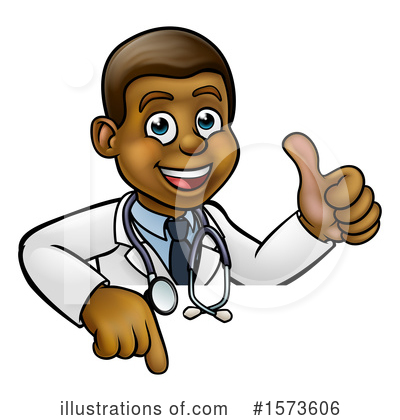 Royalty-Free (RF) Doctor Clipart Illustration by AtStockIllustration - Stock Sample #1573606
