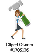 Doctor Clipart #1706126 by AtStockIllustration