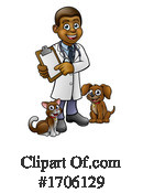 Doctor Clipart #1706129 by AtStockIllustration