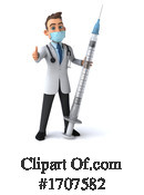 Doctor Clipart #1707582 by Julos