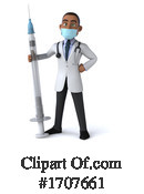 Doctor Clipart #1707661 by Julos