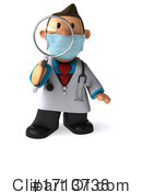 Doctor Clipart #1713738 by Julos