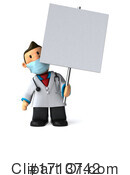 Doctor Clipart #1713742 by Julos