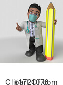 Doctor Clipart #1721078 by KJ Pargeter
