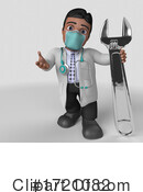 Doctor Clipart #1721082 by KJ Pargeter