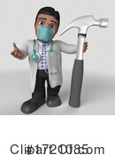 Doctor Clipart #1721085 by KJ Pargeter