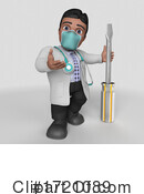 Doctor Clipart #1721089 by KJ Pargeter