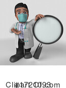 Doctor Clipart #1721093 by KJ Pargeter