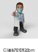 Doctor Clipart #1721123 by KJ Pargeter
