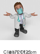 Doctor Clipart #1721125 by KJ Pargeter