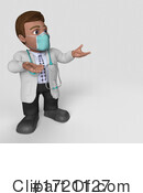 Doctor Clipart #1721127 by KJ Pargeter