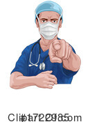 Doctor Clipart #1722985 by AtStockIllustration