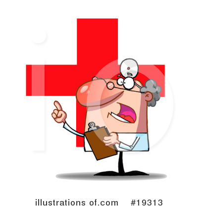 Doctor Clipart #19313 by Hit Toon