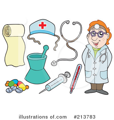 Medical Clipart #213783 by visekart