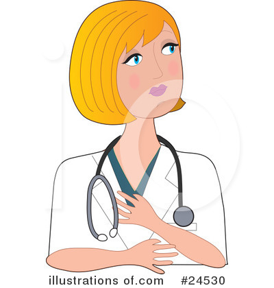 Doctor Clipart #24530 by Maria Bell