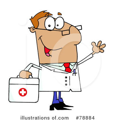 Doctor Clipart #78884 by Hit Toon