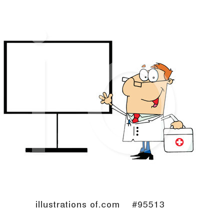 Doctor Clipart #95513 by Hit Toon
