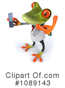 Doctor Frog Clipart #1089143 by Julos