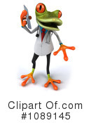 Doctor Frog Clipart #1089145 by Julos