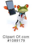 Royalty-Free (RF) Doctor Frog Clipart Illustration #1089179