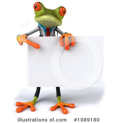 Doctor Frog Clipart #1089180 by Julos