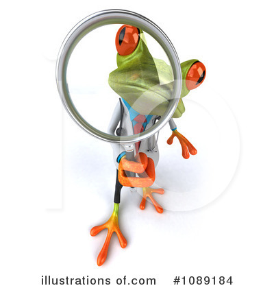 Doctor Frog Clipart #1089184 by Julos