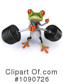 Doctor Frog Clipart #1090726 by Julos
